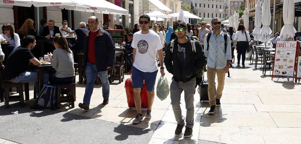 Málaga prevé batir un nuevo récord turístico este año con un impacto de 1.800 millones