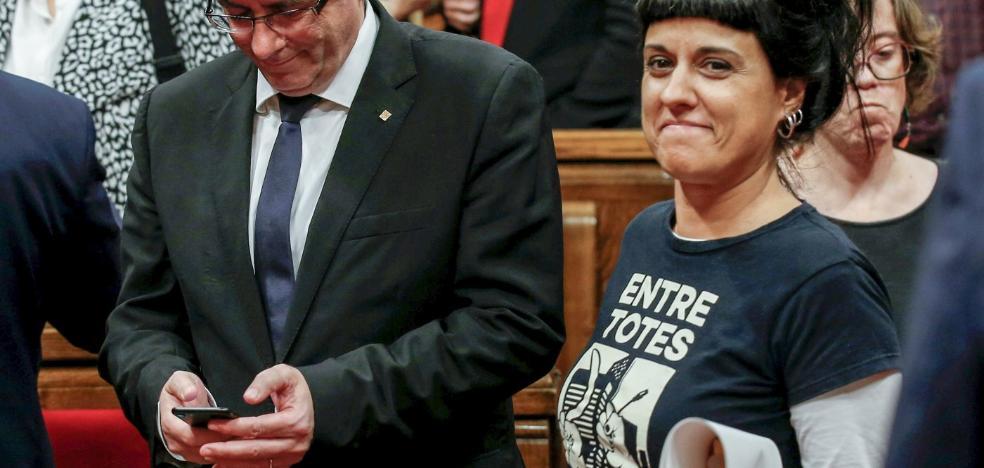 La respuesta de Puigdemont a Rajoy divide a las fuerzas soberanistas