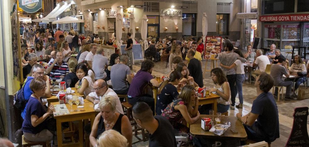 Málaga cerrará el año con 1,3 millones de viajeros tras el mejor verano de la historia