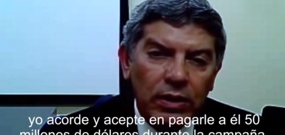 El jefe de Odebrecht en Venezuela admite pagos a la campaña de Maduro