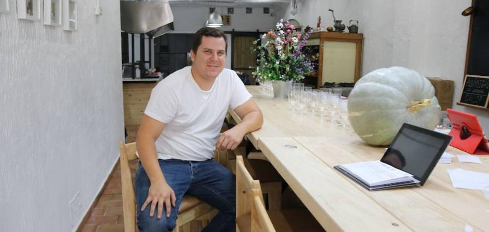 Un emprendedor impulsa una escuela de gastronomía en Ronda