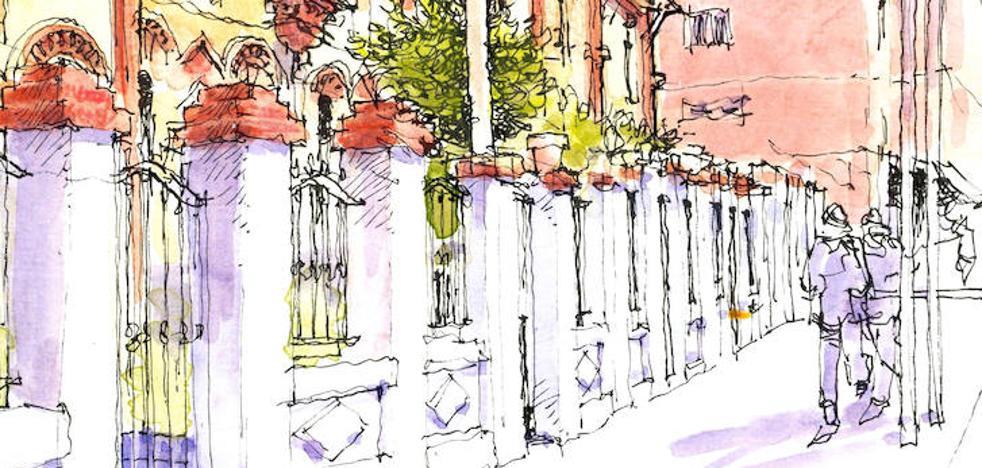 Retales de ciudad: Camino de Suárez