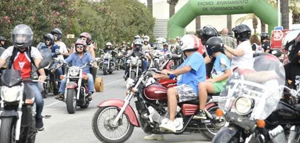 La Concentración Mototurística de Torremolinos reúne a más de 15.000 aficionados