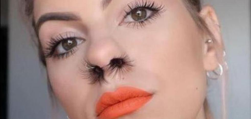 La nueva moda de algunas 'influencers': extensiones en la nariz
