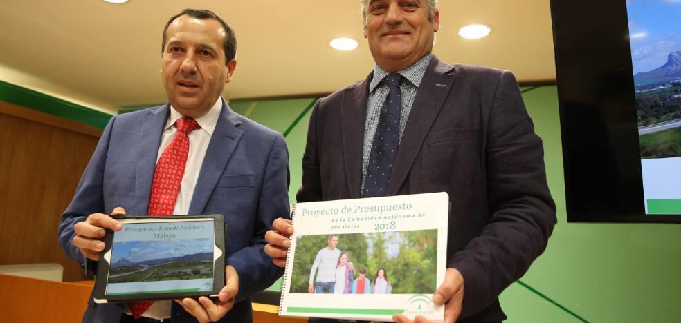 Cuentas y cuentos de la Junta en Málaga