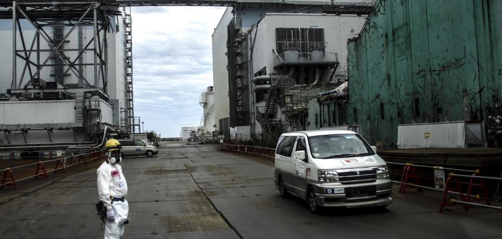En las entrañas de Fukushima