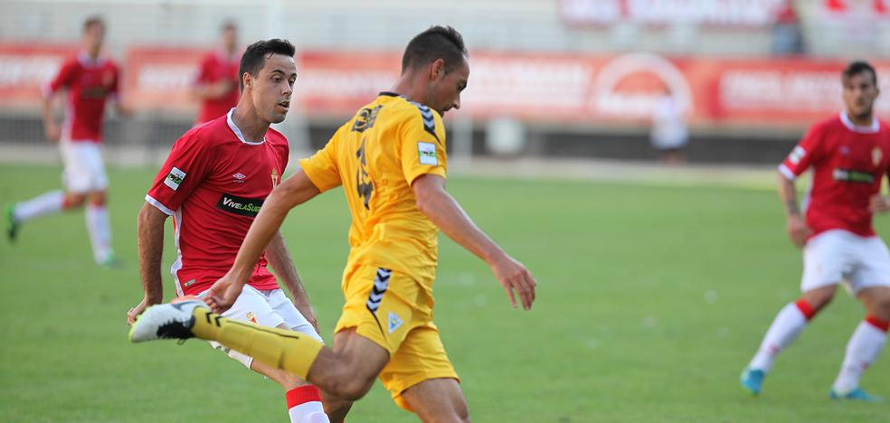 El Marbella, sin opciones ante el Murcia (3-0)