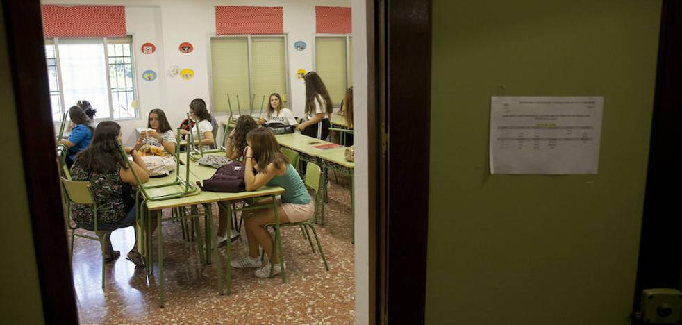 Educación busca profesores para cubrir más de cien de vacantes y sustituciones en institutos
