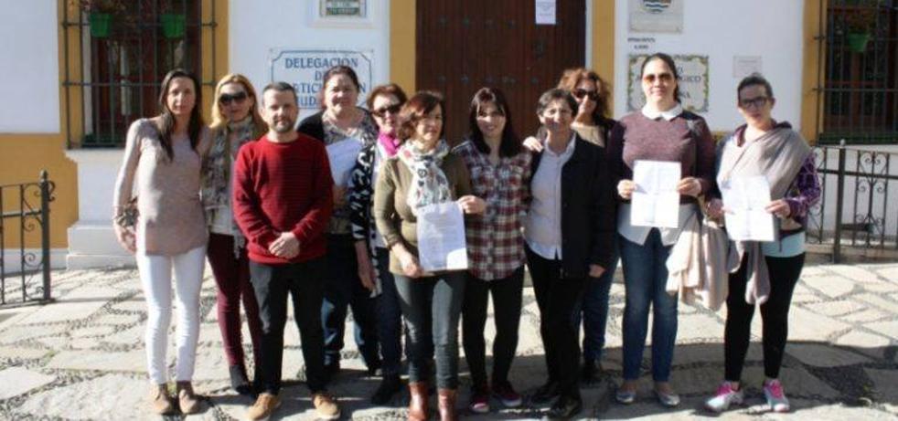 Trabajadores despedidos piden su salario a través de los presupuestos participativos