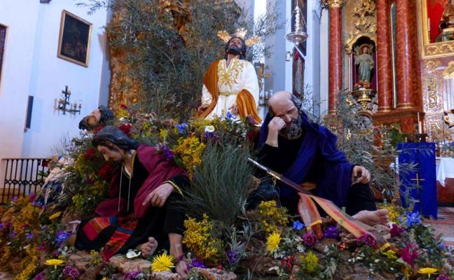 Una veintena de hermandades participan en Ronda en el Congreso Nacional Getsemaní 2017
