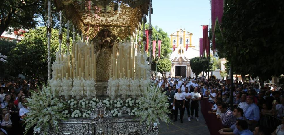 Coronación de la Virgen de la Salud de Sevilla