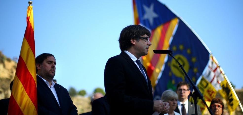 Puigdemont se la juega entre el 155 o la frustración soberanista