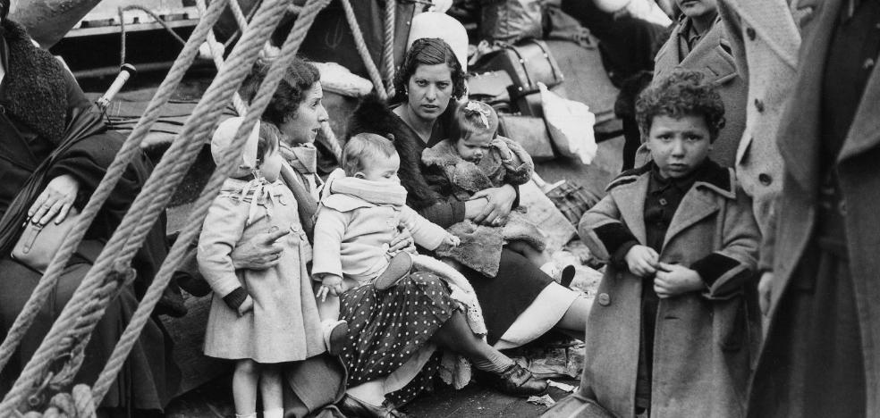 'Querido diario: hoy ha empezado la guerra'