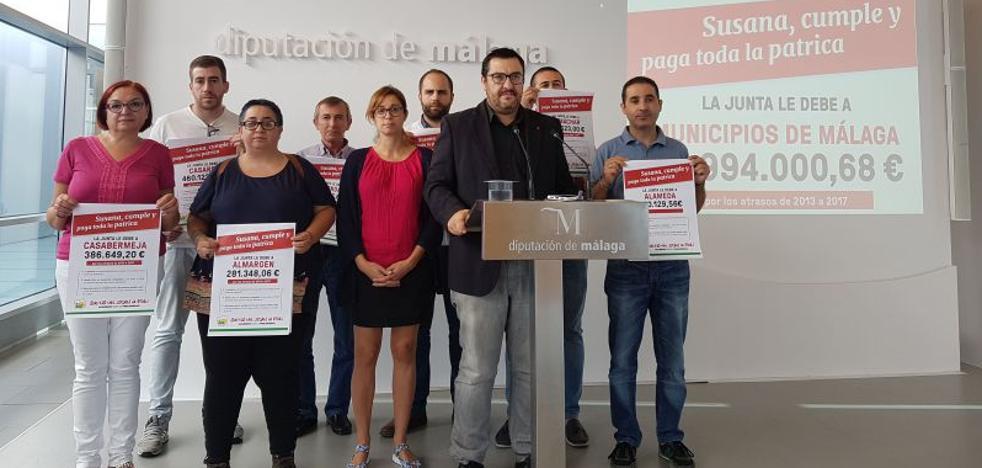 La sanidad, la financiación y el museo taurino marcarán el pleno de la Diputación de Málaga