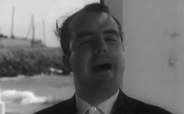 El Chiquito de la Calzada más flamenco en un vídeo grabado en 1963