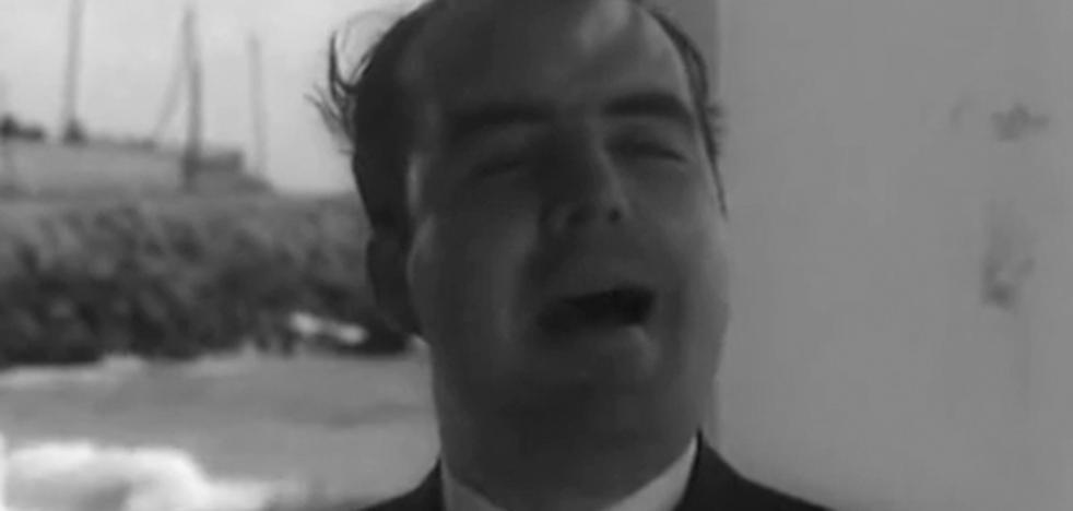 Este vídeo grabado en 1963 descubre al Chiquito de la Calzada más flamenco