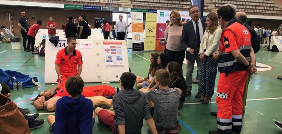 Salud dará respuesta sin demora al nuevo hospital en Málaga en cuanto se acabe el plan funcional