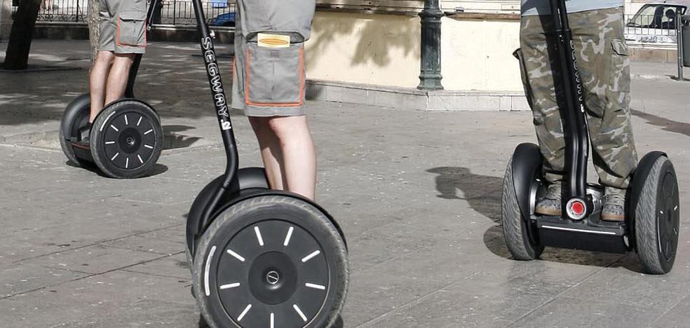 Dos detenidos por el robo de patinetes eléctricos en una tienda de alquiler de Fuengirola