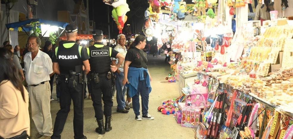 La Feria de San Pedro contará con 11 cámaras de vigilancia en su dispositivo de seguridad