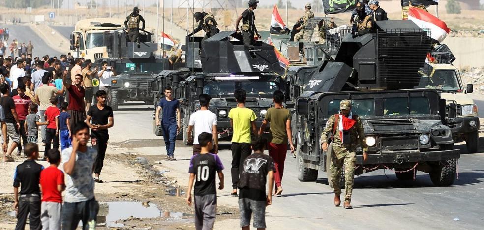 Severa respuesta al referéndum kurdo