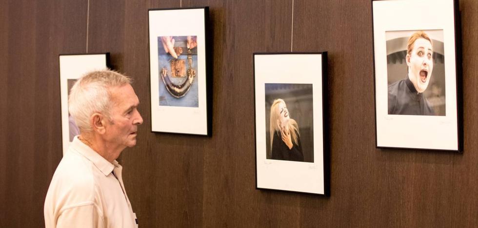 Los sentimientos de Lorca caben en un marco de fotos