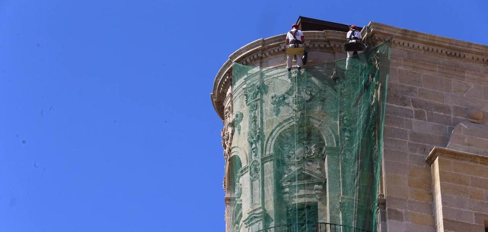 El Obispado y la Junta retoman los contactos para aprobar el plan director de la Catedral de Málaga