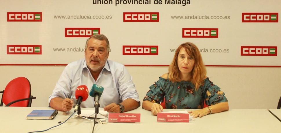 Málaga, provincia andaluza con más agresiones físicas a profesionales sanitarios