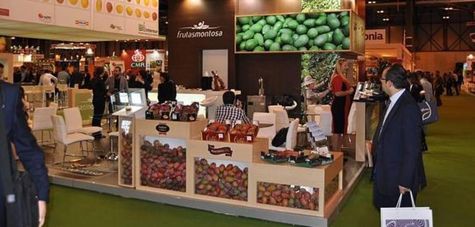 El 'agro' malagueño se exhibe en Fruit Attraction 2017 en un año marcado por la sequía