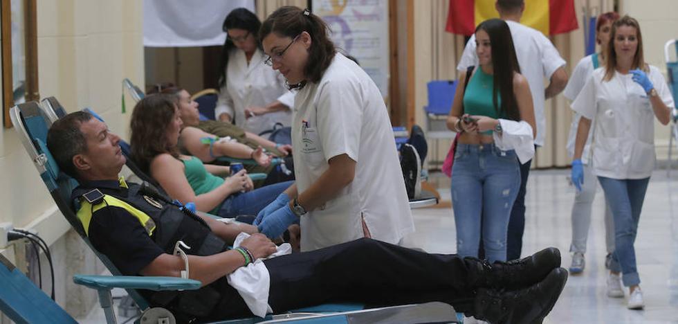 Tu sangre hace falta: acude este martes al maratón de donaciones