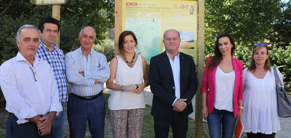 Las asociaciones del Camino de Santiago celebran su congreso internacional en Antequera
