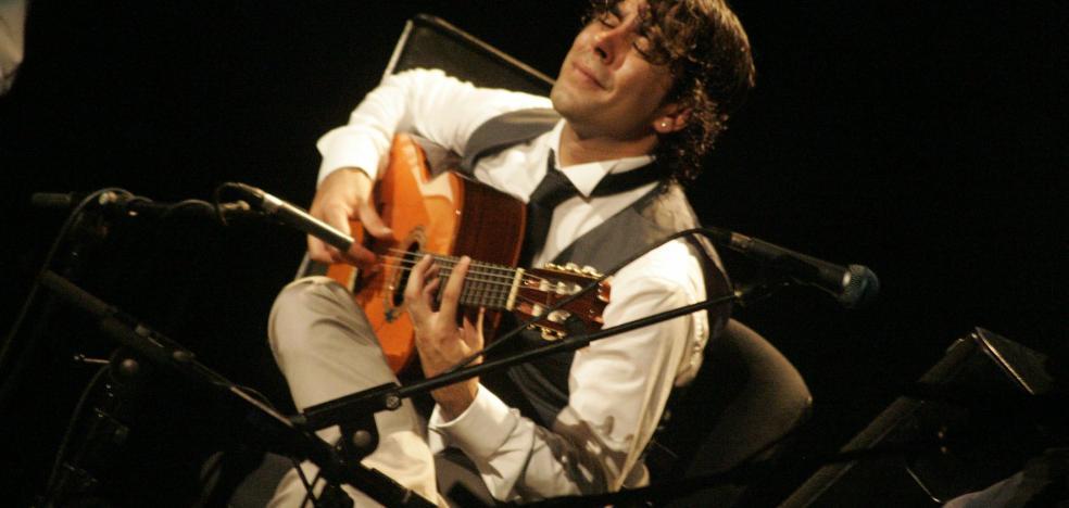 El guitarrista Daniel Casares lleva su último disco al Museo Picasso Málaga