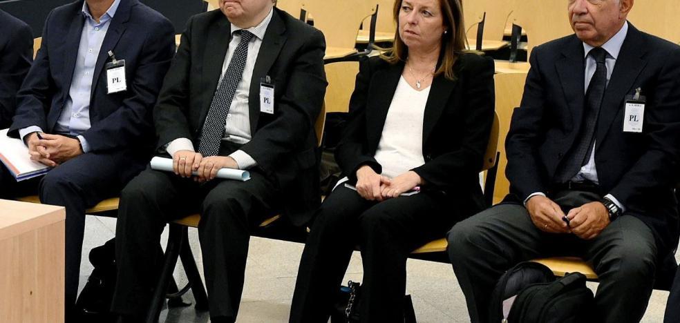 Condenas de cárcel para la cúpula de la CAM por falsear sus cuentas