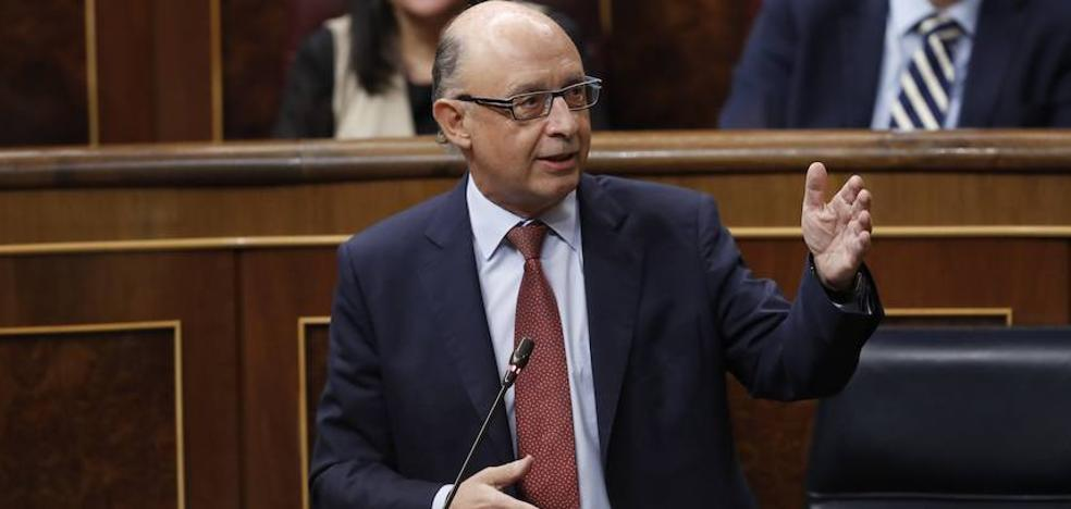 Hacienda abre una cuenta en el Banco de España para ingresar el remanente de Cataluña de la financiación autonómica