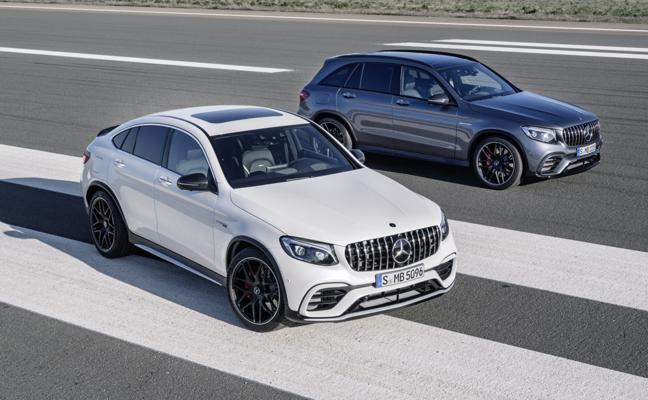 Mercedes-AMG GLC 63 4Matic+, desde 109.625 euros