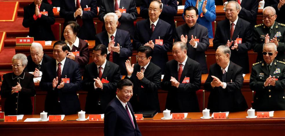 Inaugurado el congreso del Partido Comunista chino que mantendrá en el poder a Xi Jinping