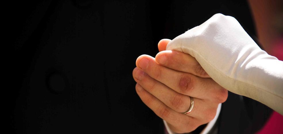 Las rupturas matrimoniales bajan un 10,3% en el segundo trimestre del año