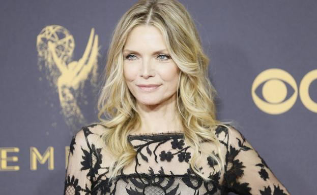Michelle Pfeiffer./