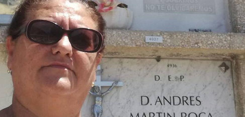 El juzgado declara nula la inscripción de Juana Escudero como fallecida