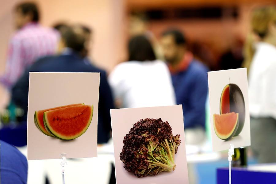 La Feria Internacional 'Fruit Attraction', en fotos
