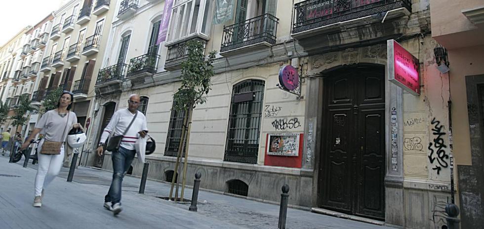 Ciudadanos demanda que la Casa Invisible salga a concurso
