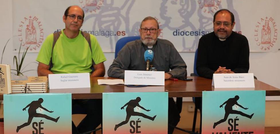 Málaga aporta el 3,4% a la campaña del Domund en España