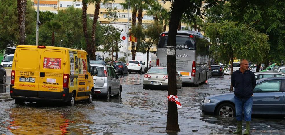 Málaga pasará del aviso amarillo de nuevo al 'veroño'