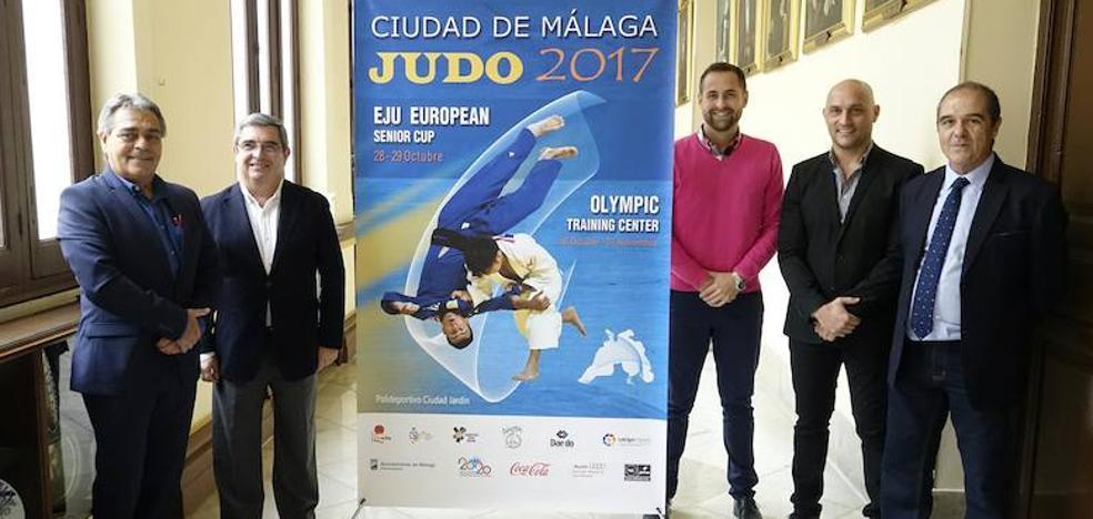 La selección coreana de judo se estrena en Málaga en dos torneos internacionales