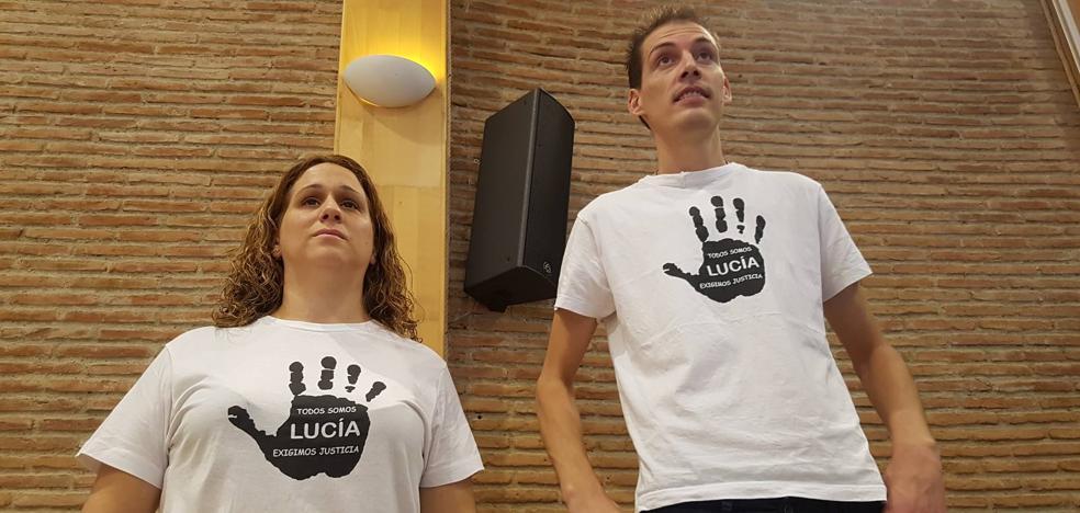 Los padres de Lucía: «A nuestra hija nos la quitaron, ella no se fue por voluntad propia»