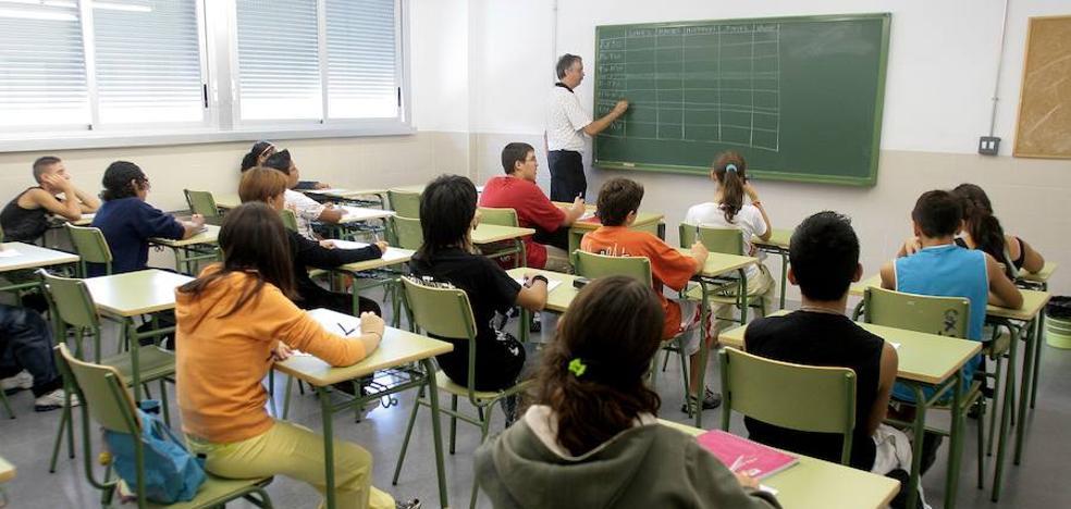 Educación consigue contratar a los profesores que faltan en los institutos de Málaga