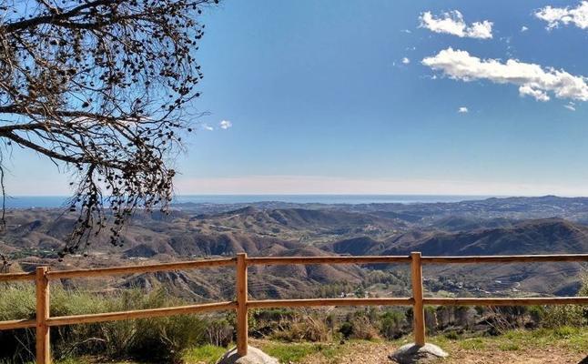 Sendero Nacimiento-Mirador de Cerro Alaminos (SL-A-59)