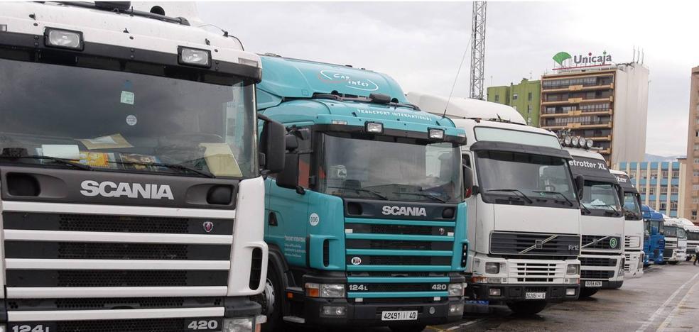 Un sistema de láser y cámaras vigilará el paso de camiones por Málaga capital
