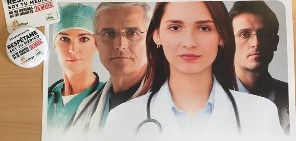 Las médicas sufren casi el doble de agresiones que los médicos en Málaga