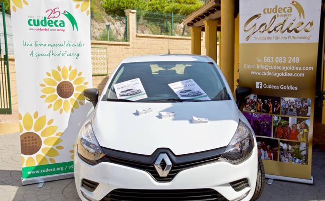 Un coche de regalo por ayudar a Cudeca