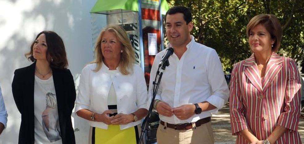 El PP-A anuncia la presentación «obligada» de una enmienda a la totalidad del presupuesto de la Junta Andalucía